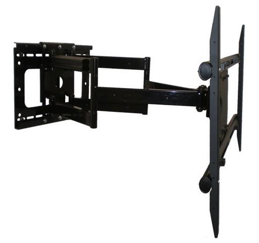 uadd univ dual arm 32 extension articulating mount 50 to 80. Black Bedroom Furniture Sets. Home Design Ideas
